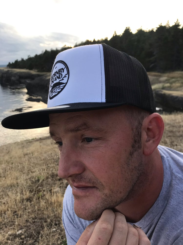 Image of Hornby Island Brewing Company Classic Trucker Hat