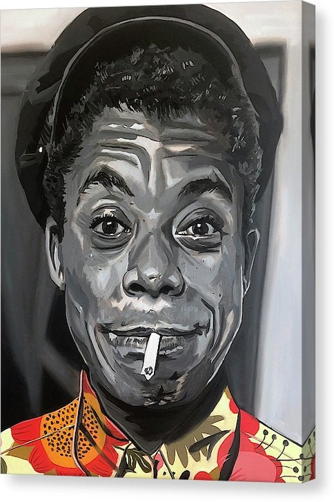 "Image of ""Baldwin's Bliss"" Limited Edition Canvas Prints"