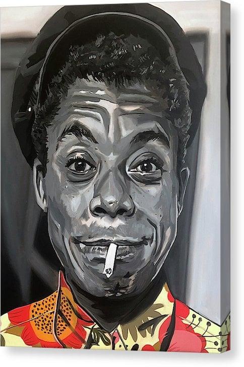 "Image of ""Baldwin's Bliss"" Original Painting"
