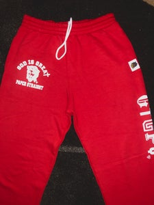 Image of RED 2020 AD SWEATPANTS