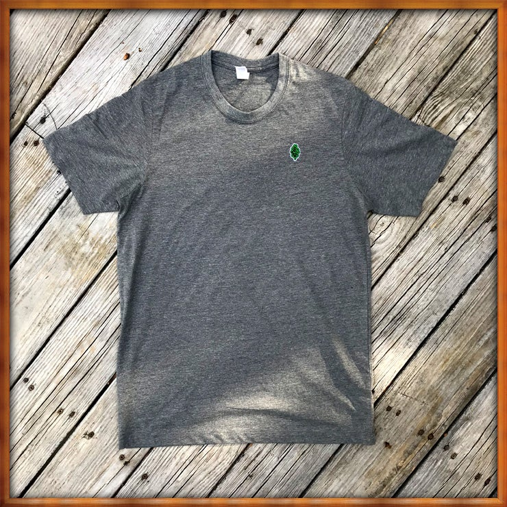 Image of Mini Tree Tee Athletic Grey