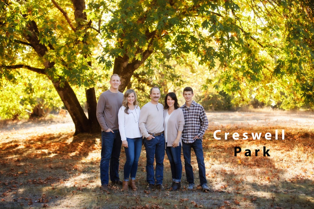 Image of Fall Family Mini Session