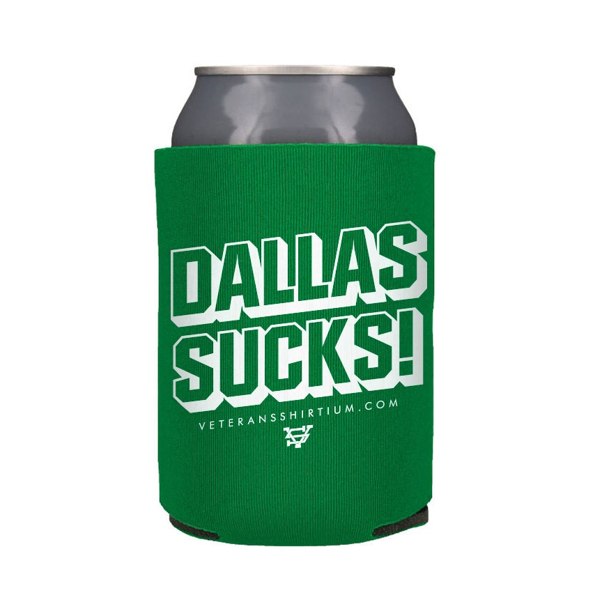 Image of Dallas Sucks! Beer Koozie