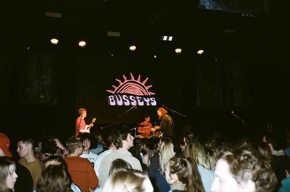 Busseys - Chalk Blue