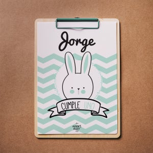 Image of Party Kit Bunny Chevron