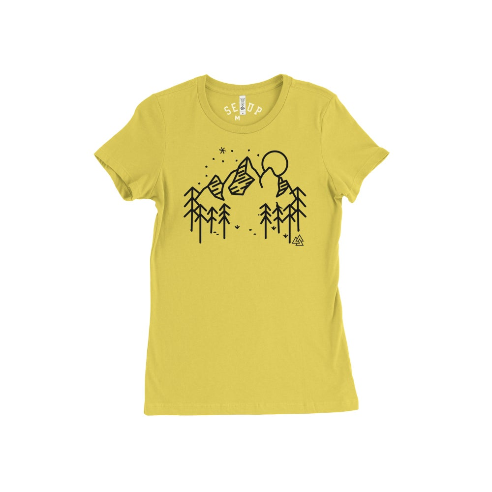 Image of Outdoors Womens T-Shirt
