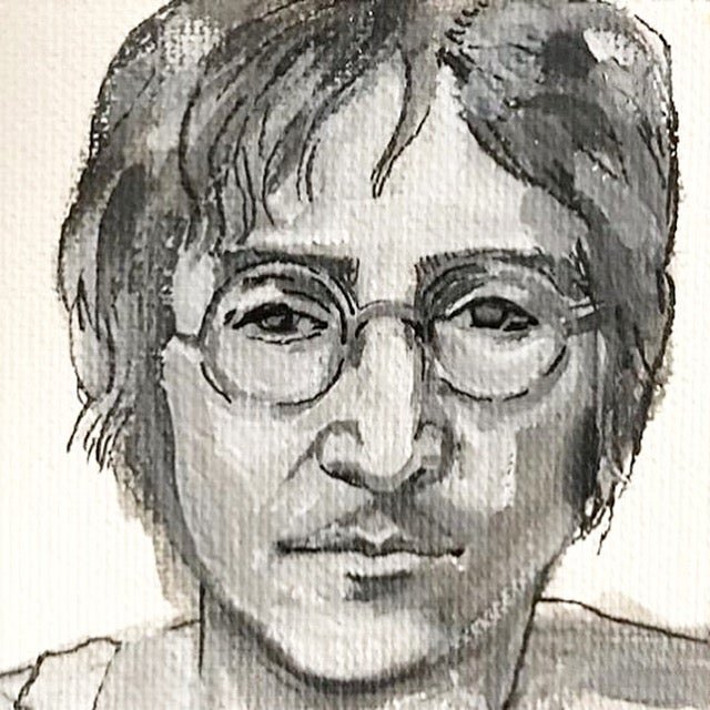 Image of Mini John Lennon