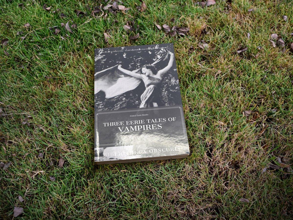 Image of Three Eerie Tales Of Vampires