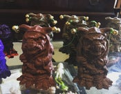 Image of Wall Troll hand sculpted toy
