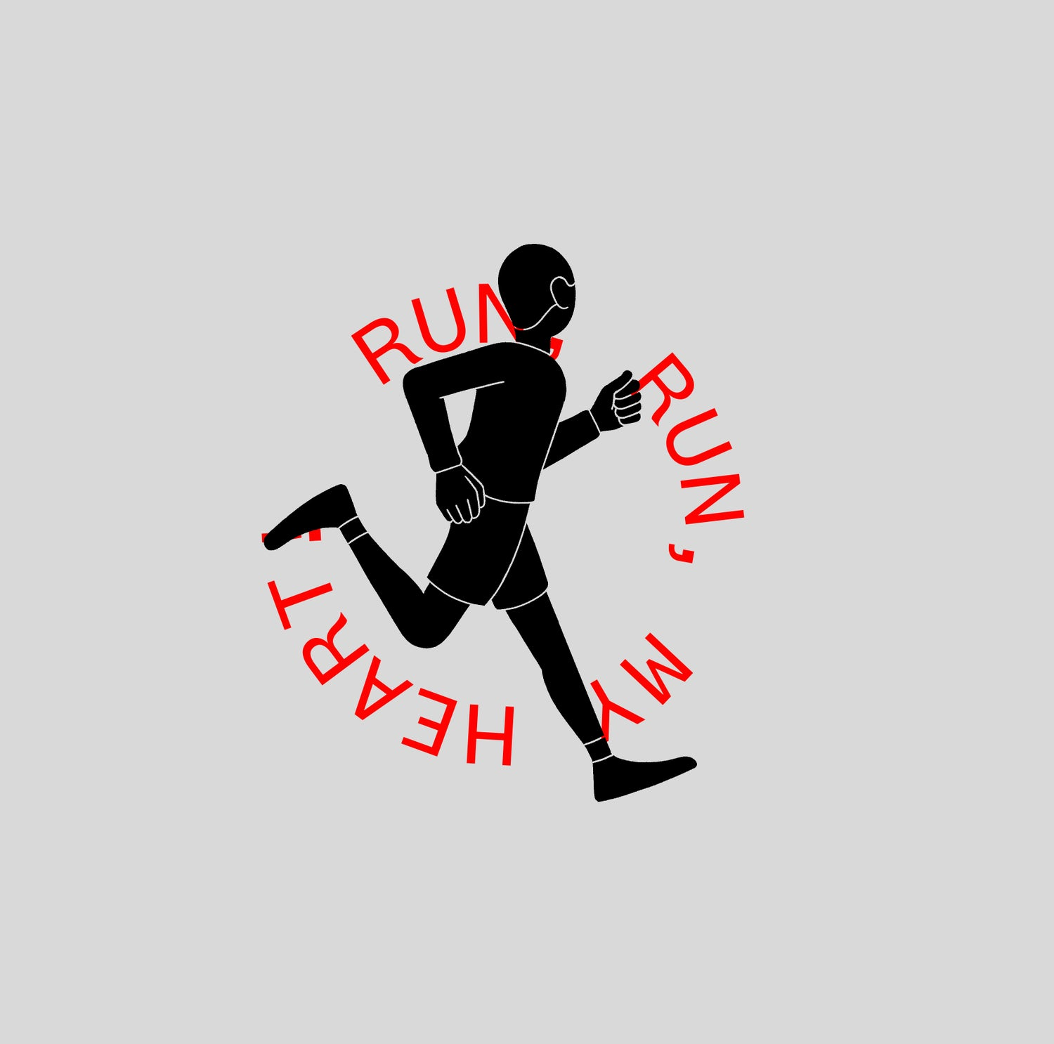 Image of Run, Run, My Heart