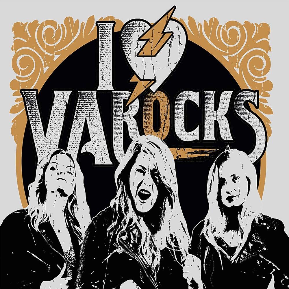 """Image of PRE ORDER - """"I LOVE VA ROCKS"""""""