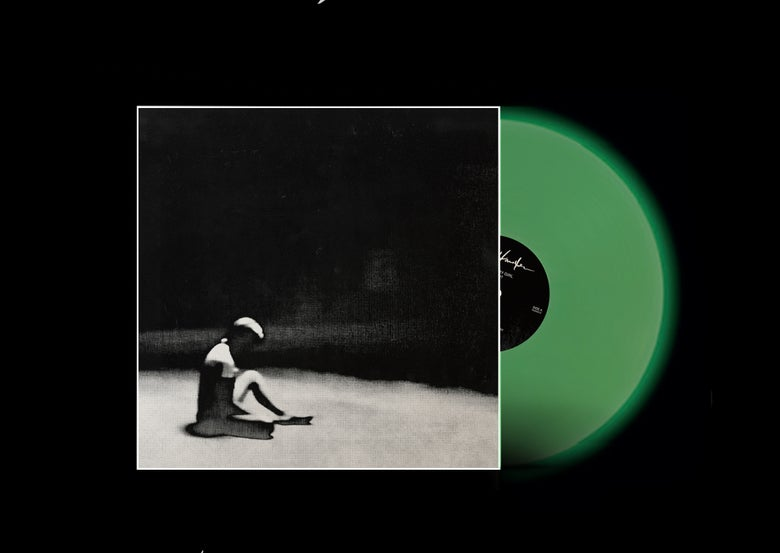 Image of 'Country Girl Uncut' LP *GLOW IN THE DARK VINYL