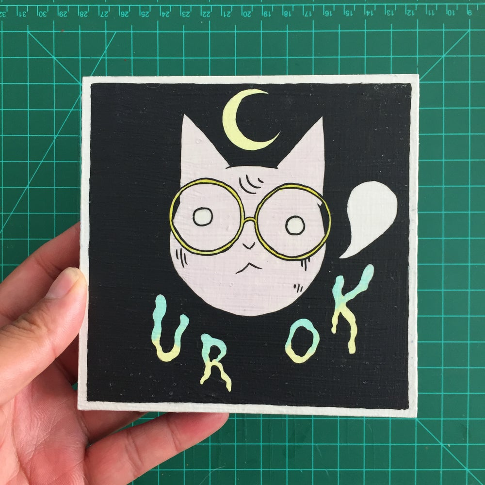 Image of UR OK Painting