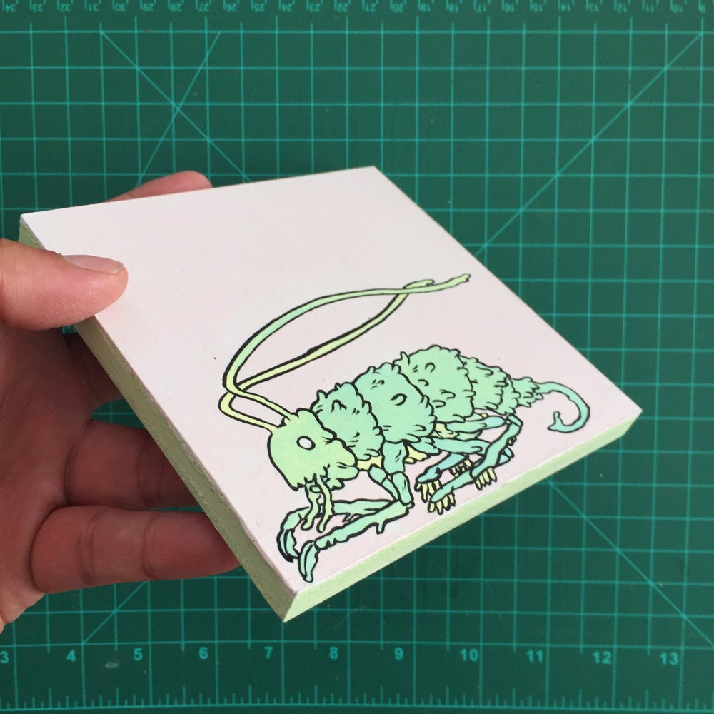 Image of Bug Painting