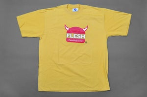 Image of Flesh Burger from Customized Terror (Artist's Space New York City) 1995