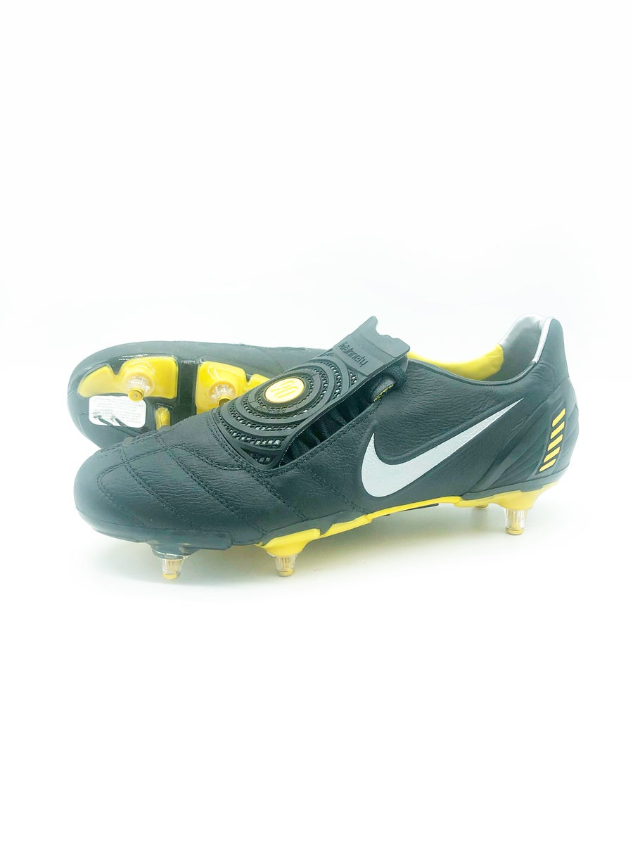 Image of Nike T90 laser Sg black yellow