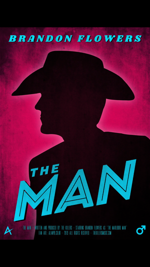 Image of The Man - Poster