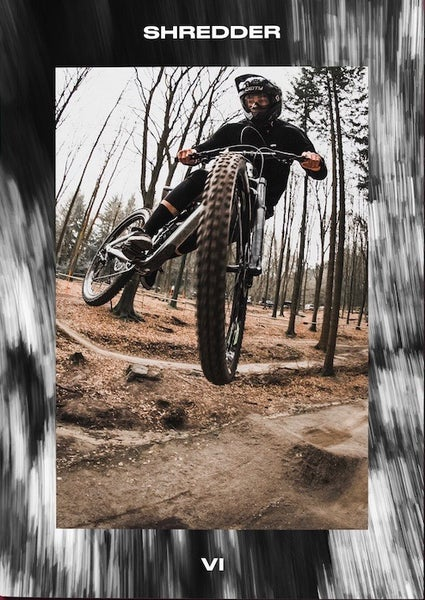 Image of Shredder 6 - MTB Magazine