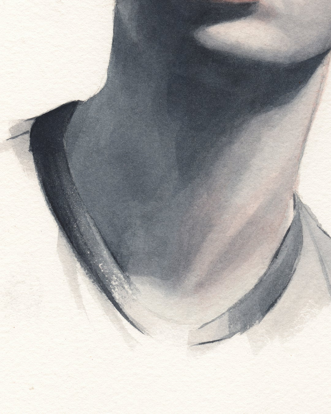 Image of Small Watercolor #13