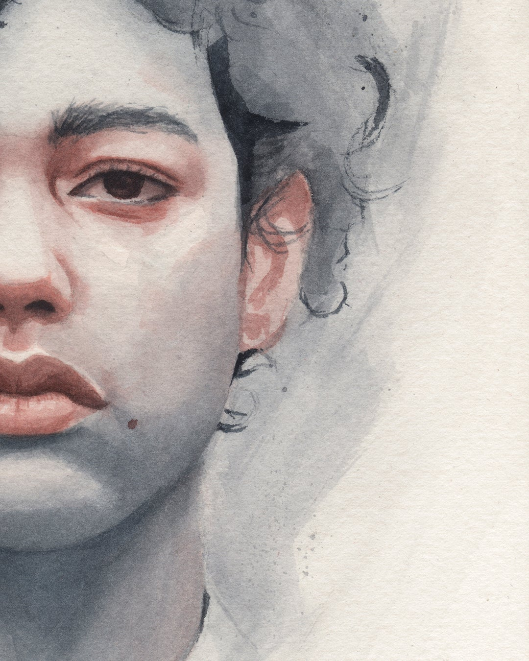 Image of Small Watercolor #14