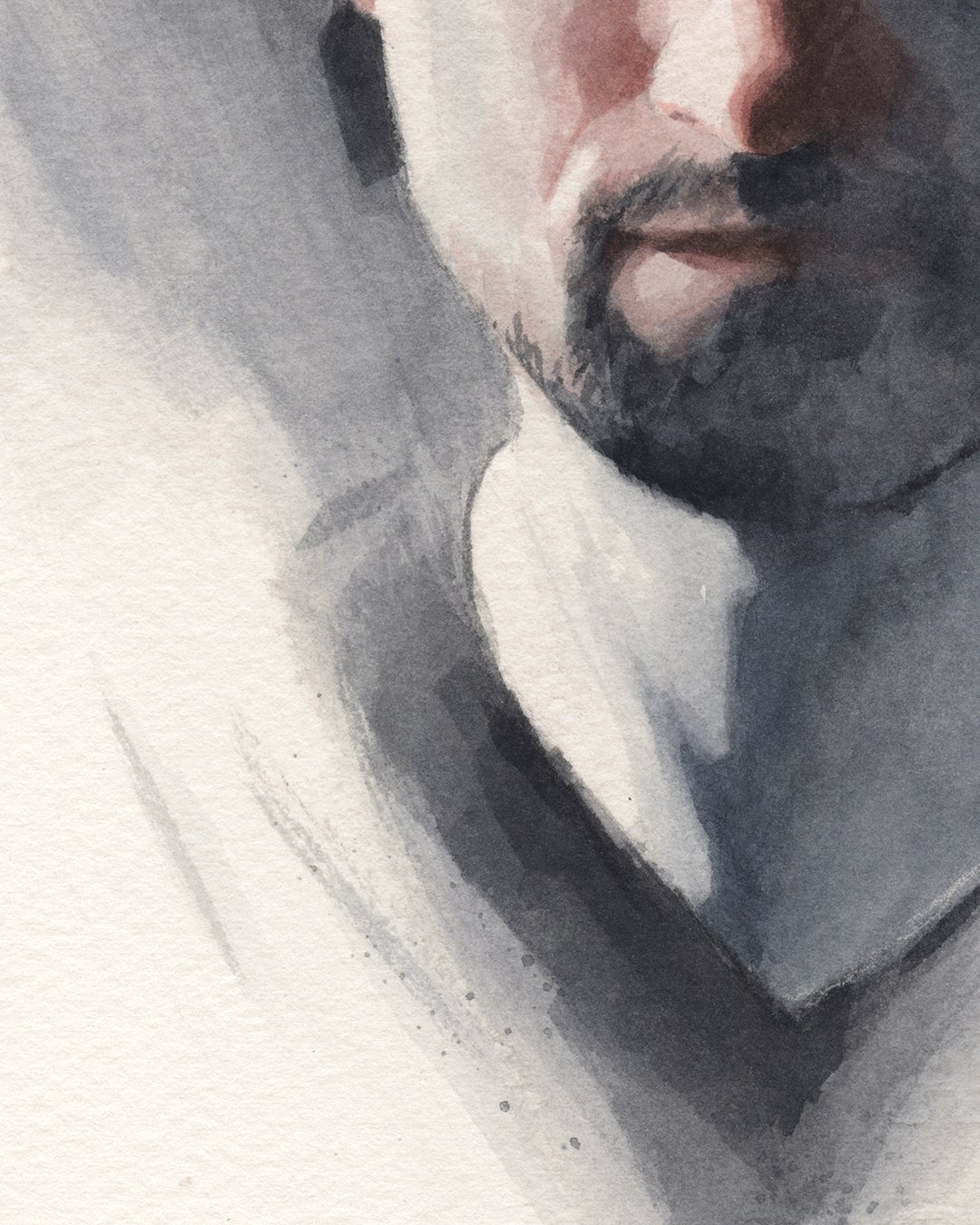 Image of Small Watercolor #18