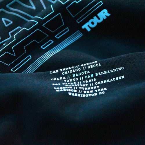 Image of BRAVE WIRE HOODIE