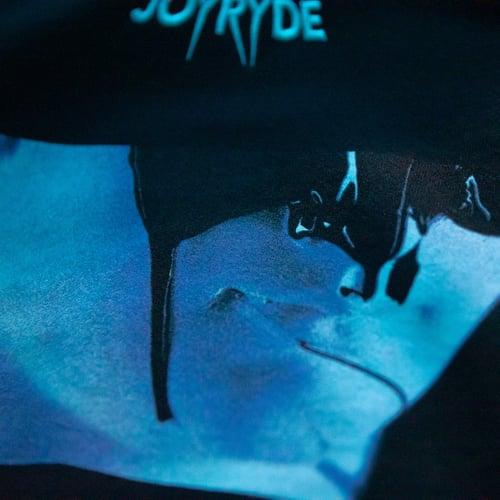 Image of BLUE DRIP HOODIE