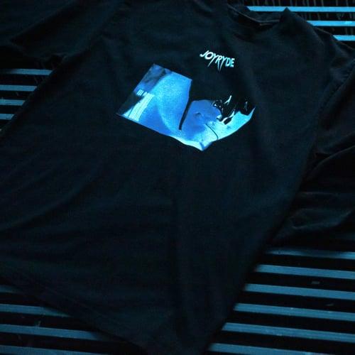 Image of BLUE DRIP LONG SLEEVE