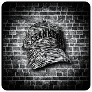 Image of BaseCap Frankfurt Original Black and White
