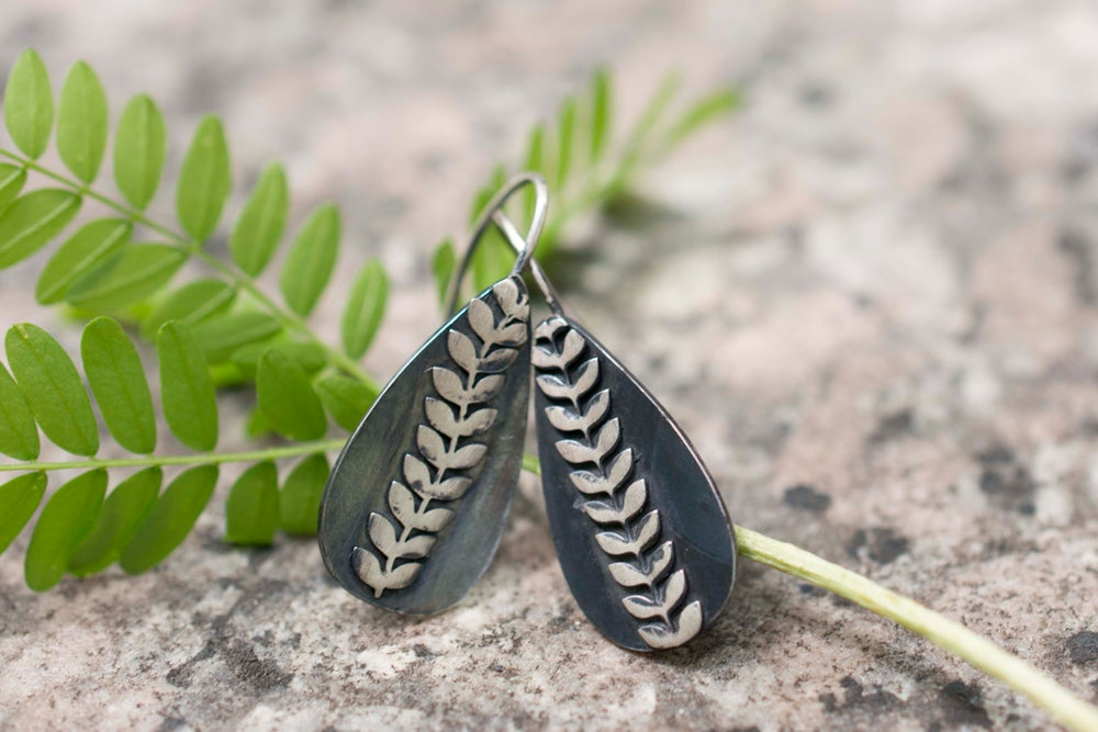 Image of Fern Gully Earrings