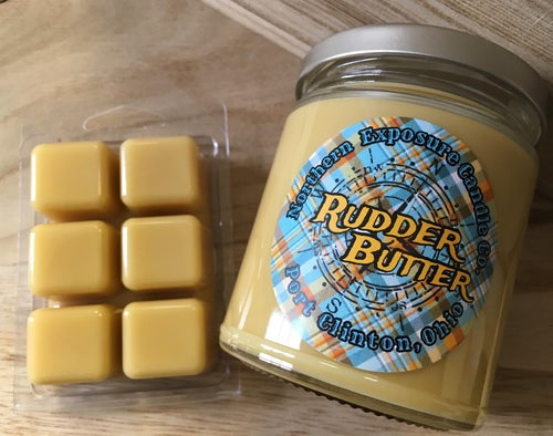 "Image of ""Rudder Butter"" Soy Candle"