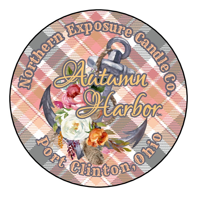 "Image of ""Autumn Harbor"" Soy Candle"