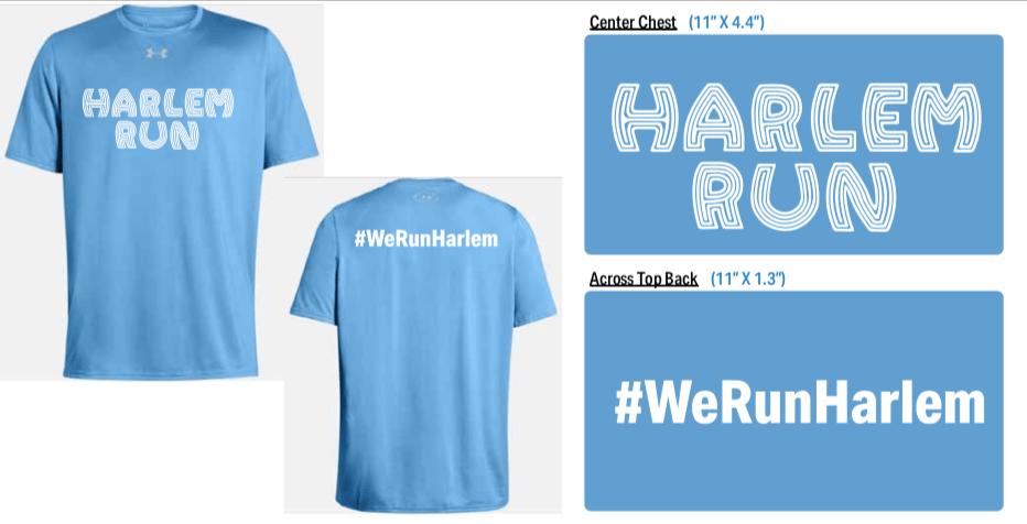 Image of Harlem Run Powder Blue