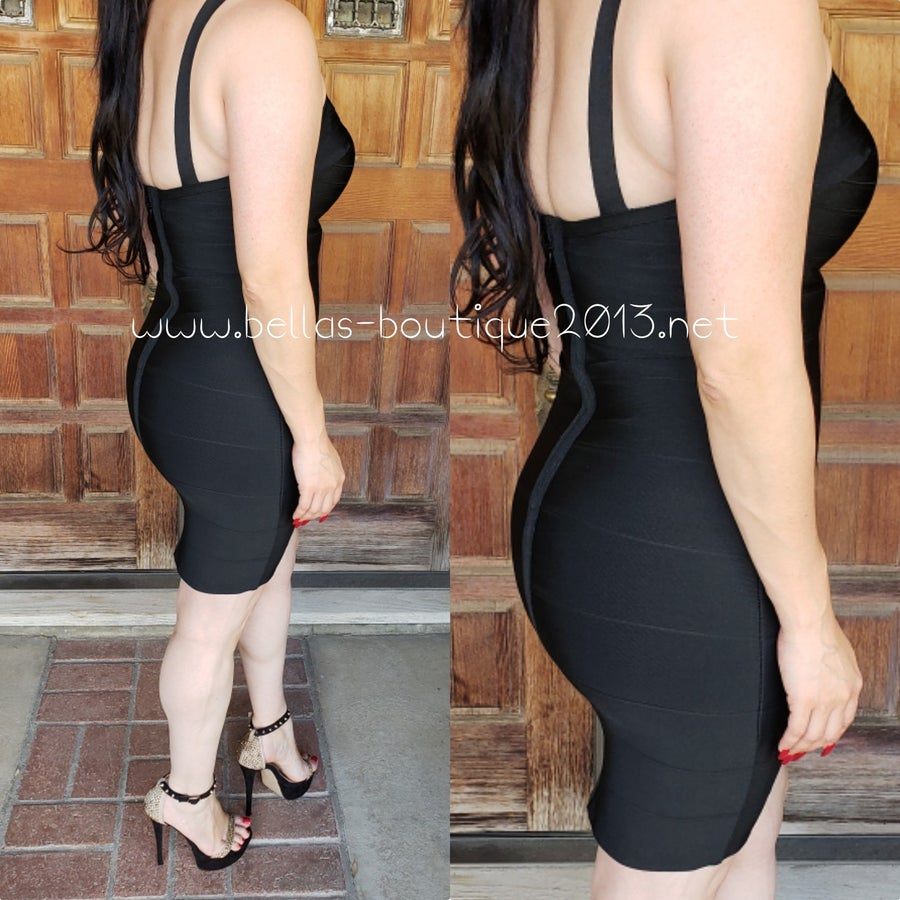 Image of Megan Bandage Dress