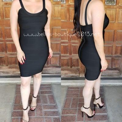 Image of Megan Bandage Dress