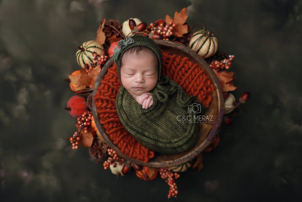 Image of Fall Wraps and Bonnets