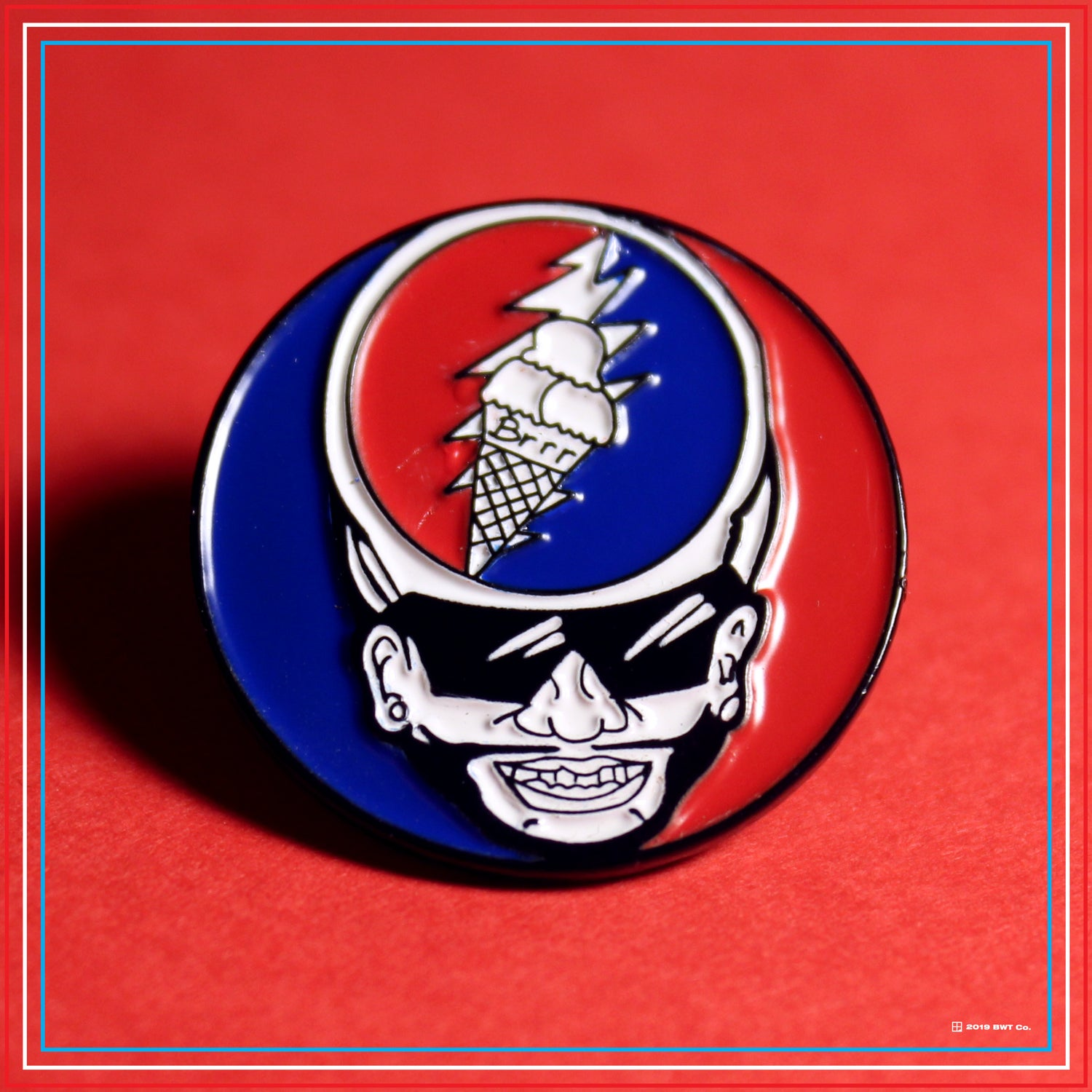 Image of Grateful Gucci Pin