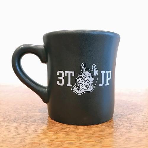 Image of TTT MATTE BLACK MUG