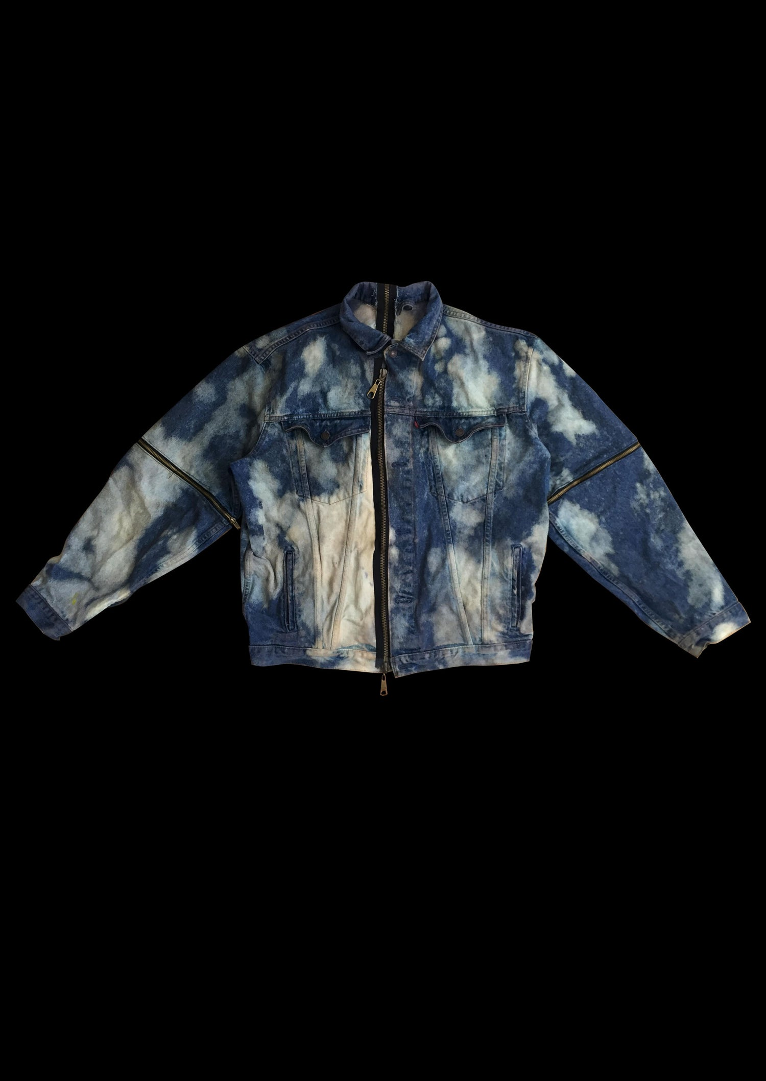 Image of DENIM SKY JACKET