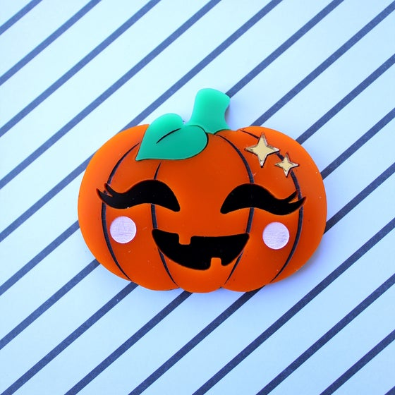 Image of Cute Pumpkin - Limited