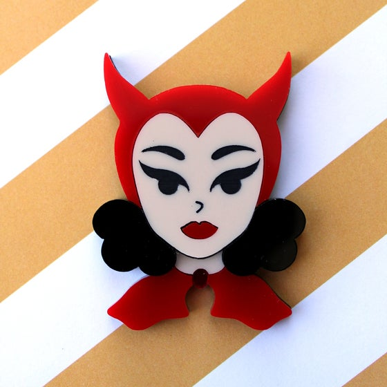 Image of Lacey the Devil - Limited
