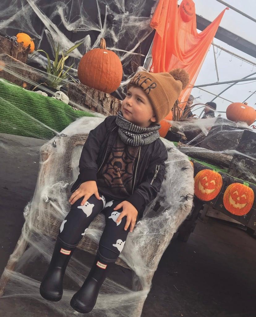 Image of Halloween Web Tee