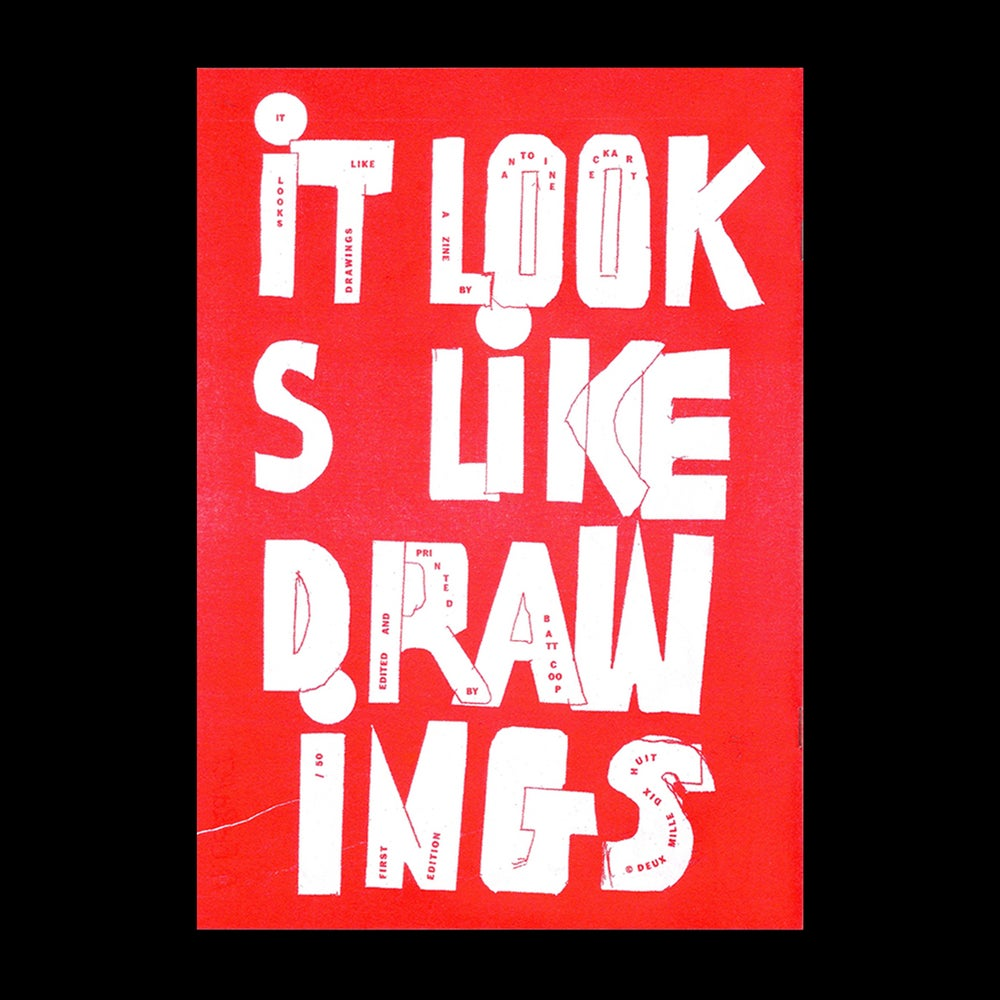Image of It looks like drawings