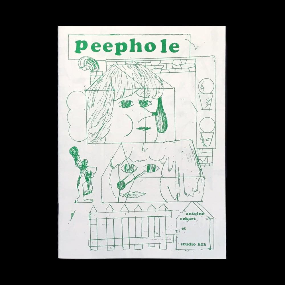 Image of PEEPHOLE