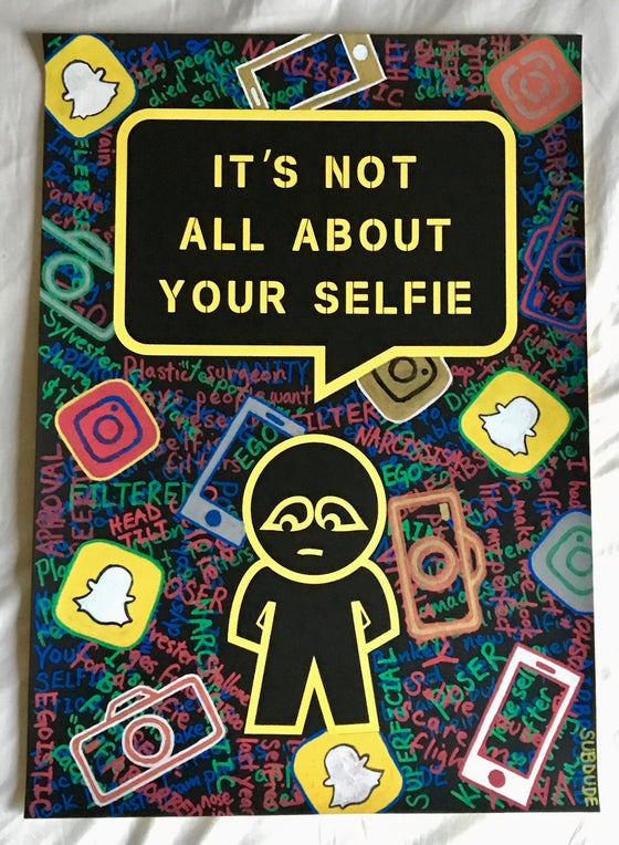 Image of It's not all about your selfie (plus)