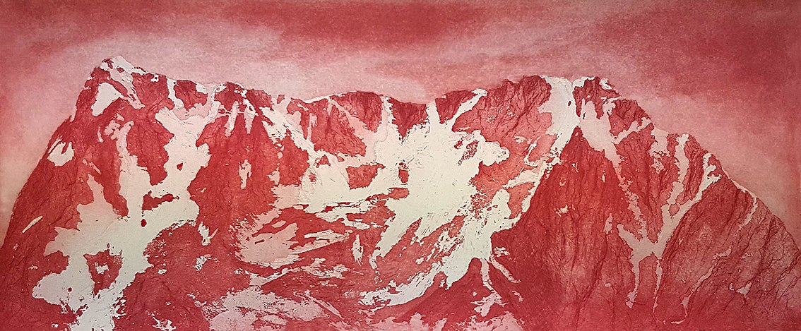 Image of The North Face, Ben Nevis (Carmine Edition)