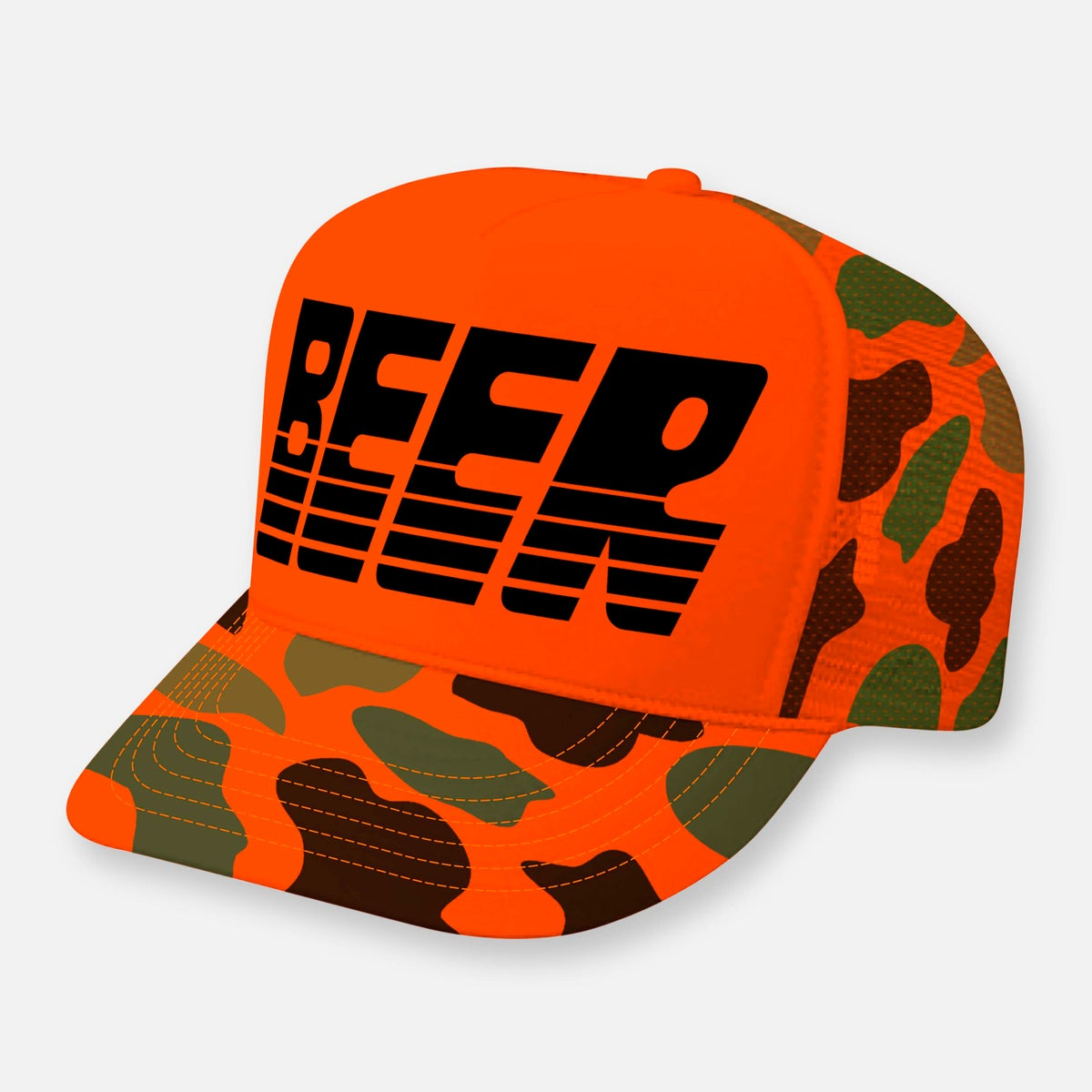 Image of STEALTH MODE CAMO HAT
