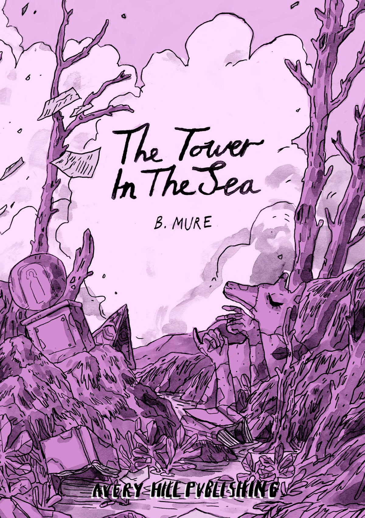 Ismyre, Terrible Means and The Tower in the Sea by B. Mure - Series Deal!