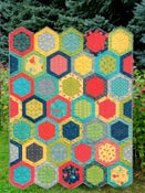 Image of Honeycomb Quilt Kit