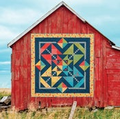 Image of Super Star Quilt Kit